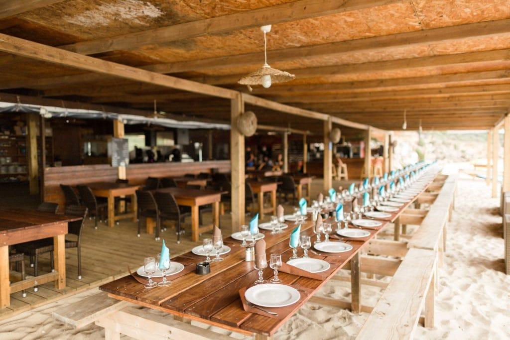Paillotte Chez Francis Corse