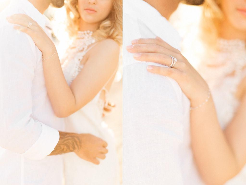 photographe mariage corse plage sanguinaire