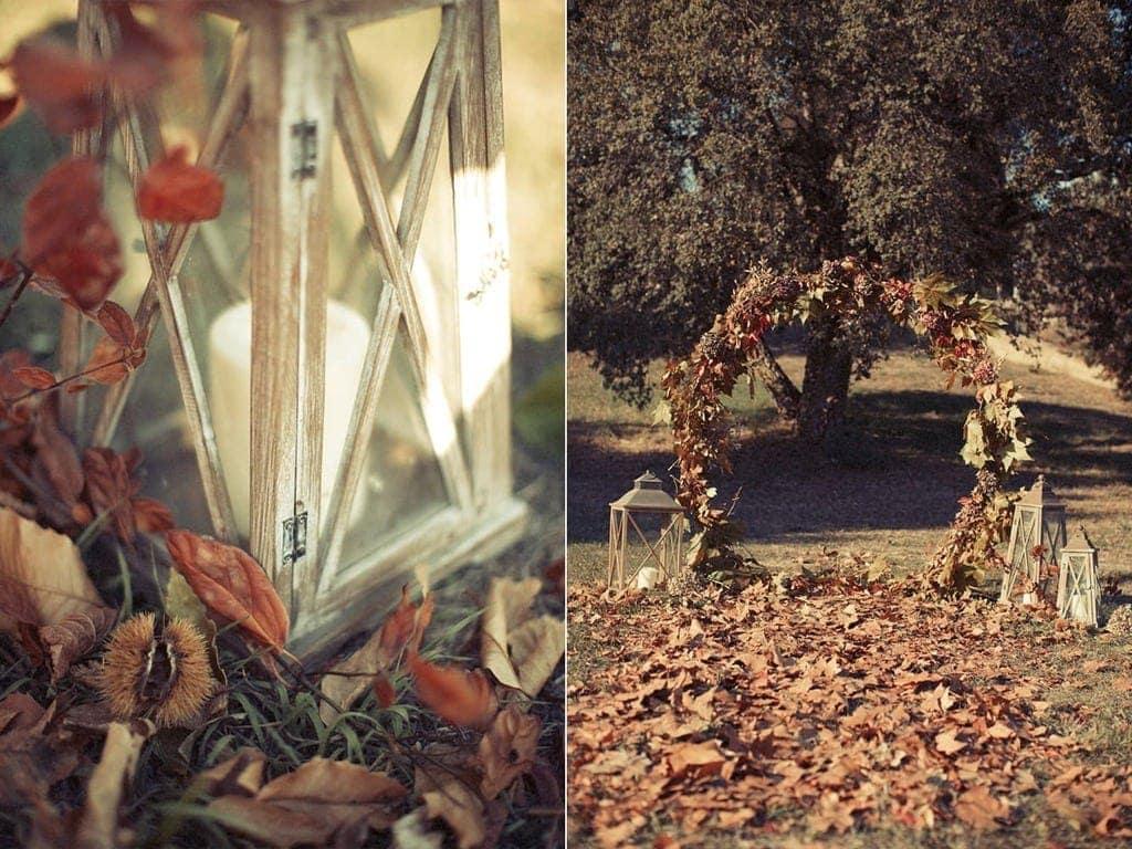 Shooting inspiration automne ajaccio