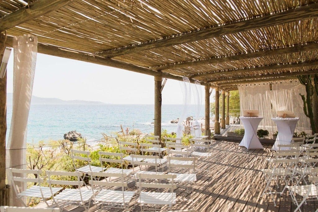 Mariage à l'Hotel Abbartello Olmeto