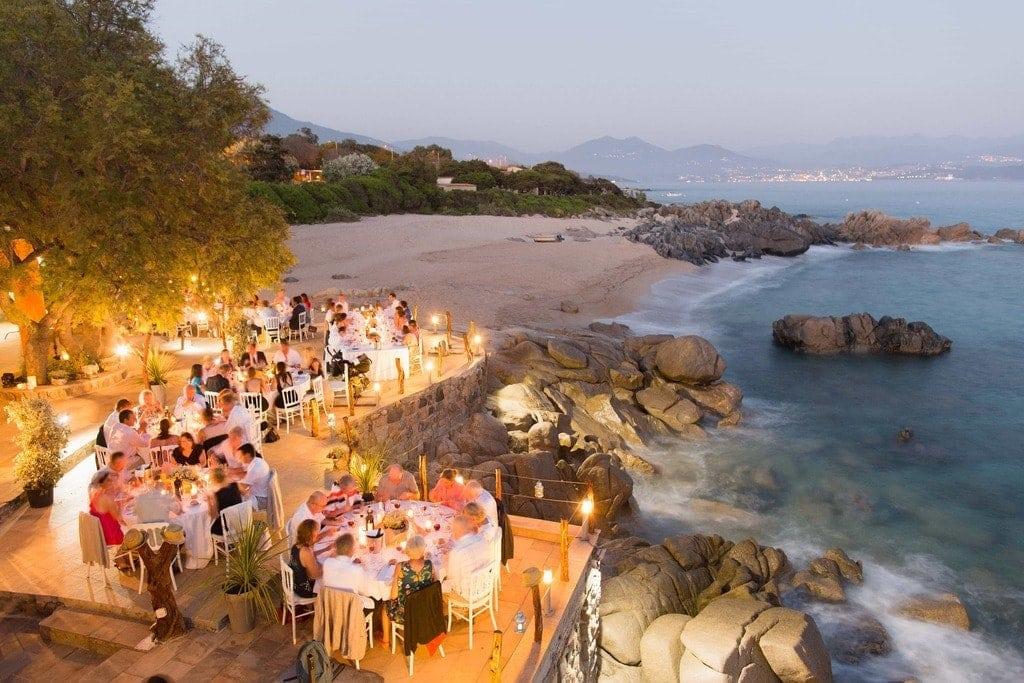Mariage à l' Hotel Abbartello Olmeto