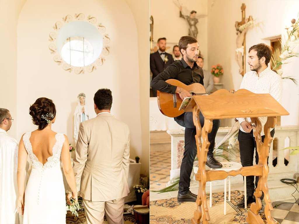 Mariage au Domaine de Saparella