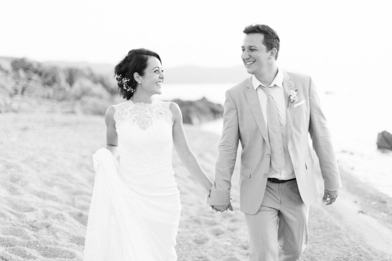Mariage en corse au Domaine de Saparella