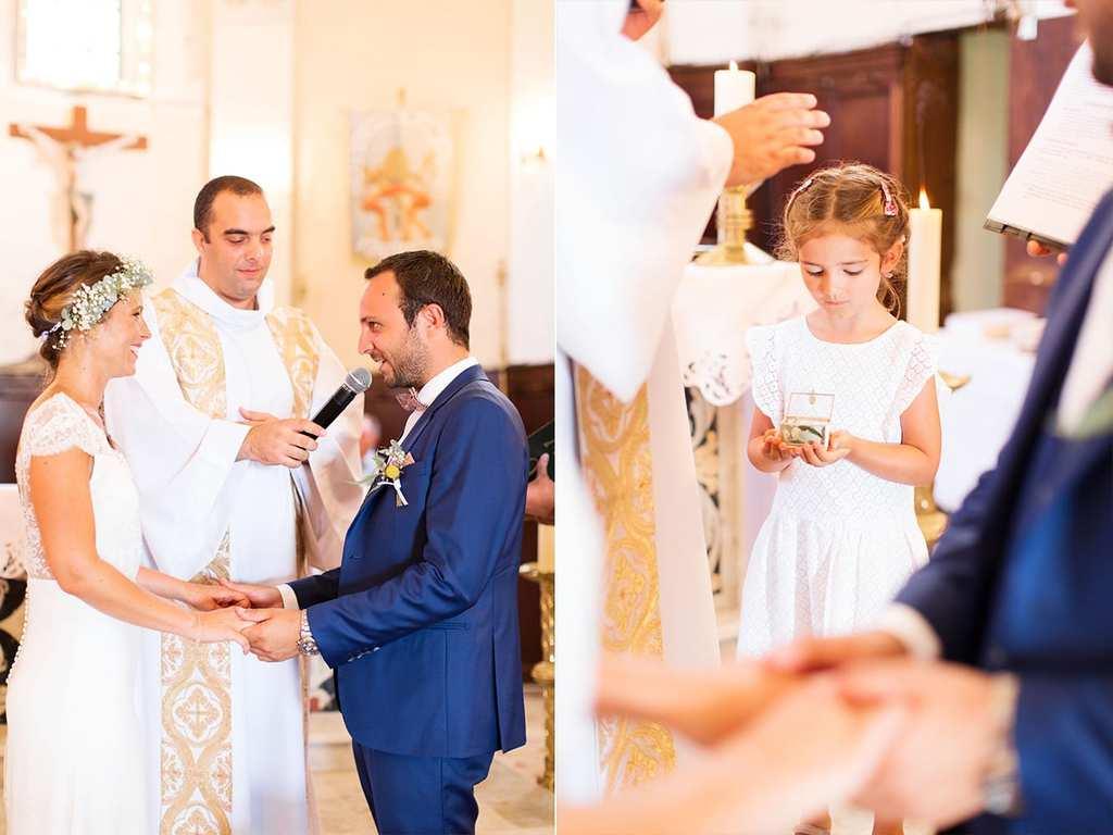 mariage dans les vignes en corse