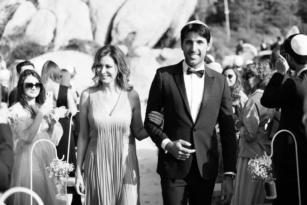 mariage juif en corse