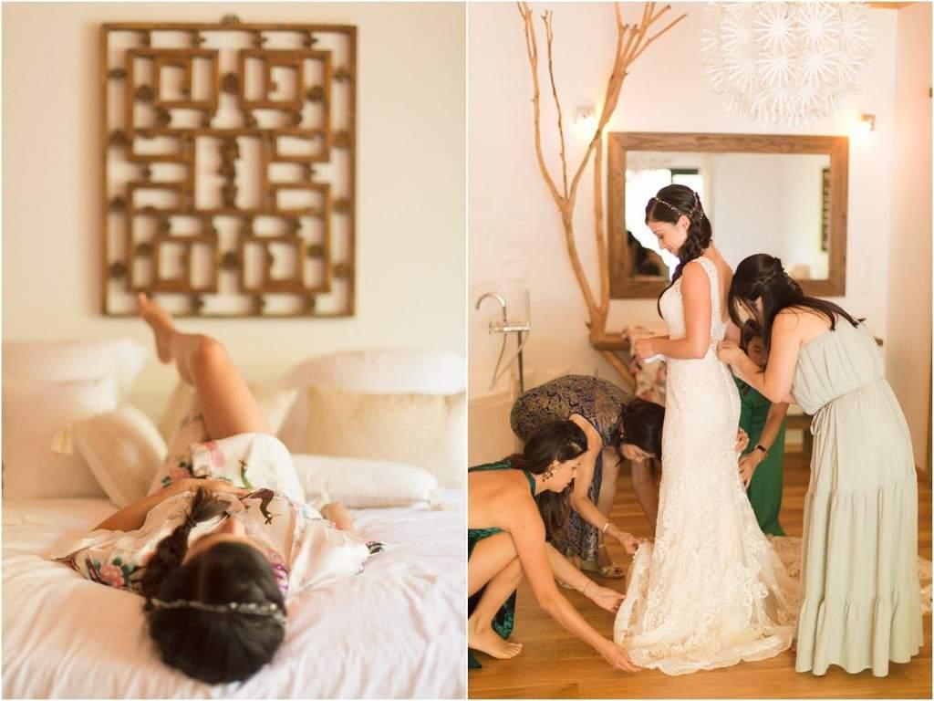 Un mariage Asiatique en Corse