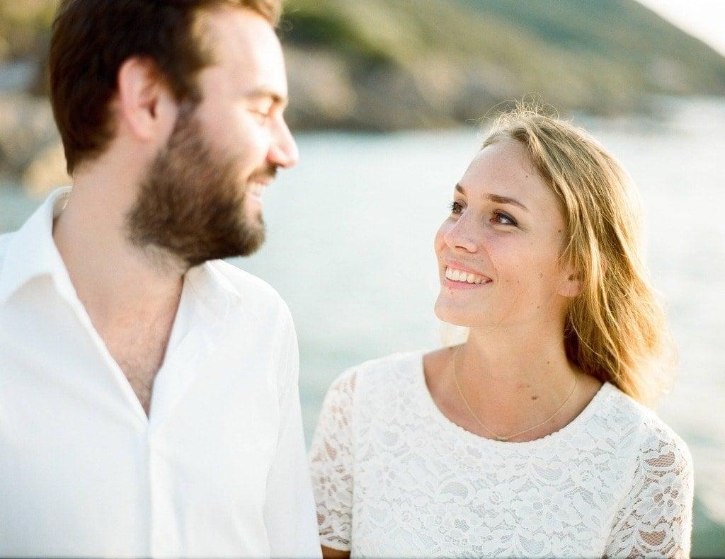 Séance engagement en Corse