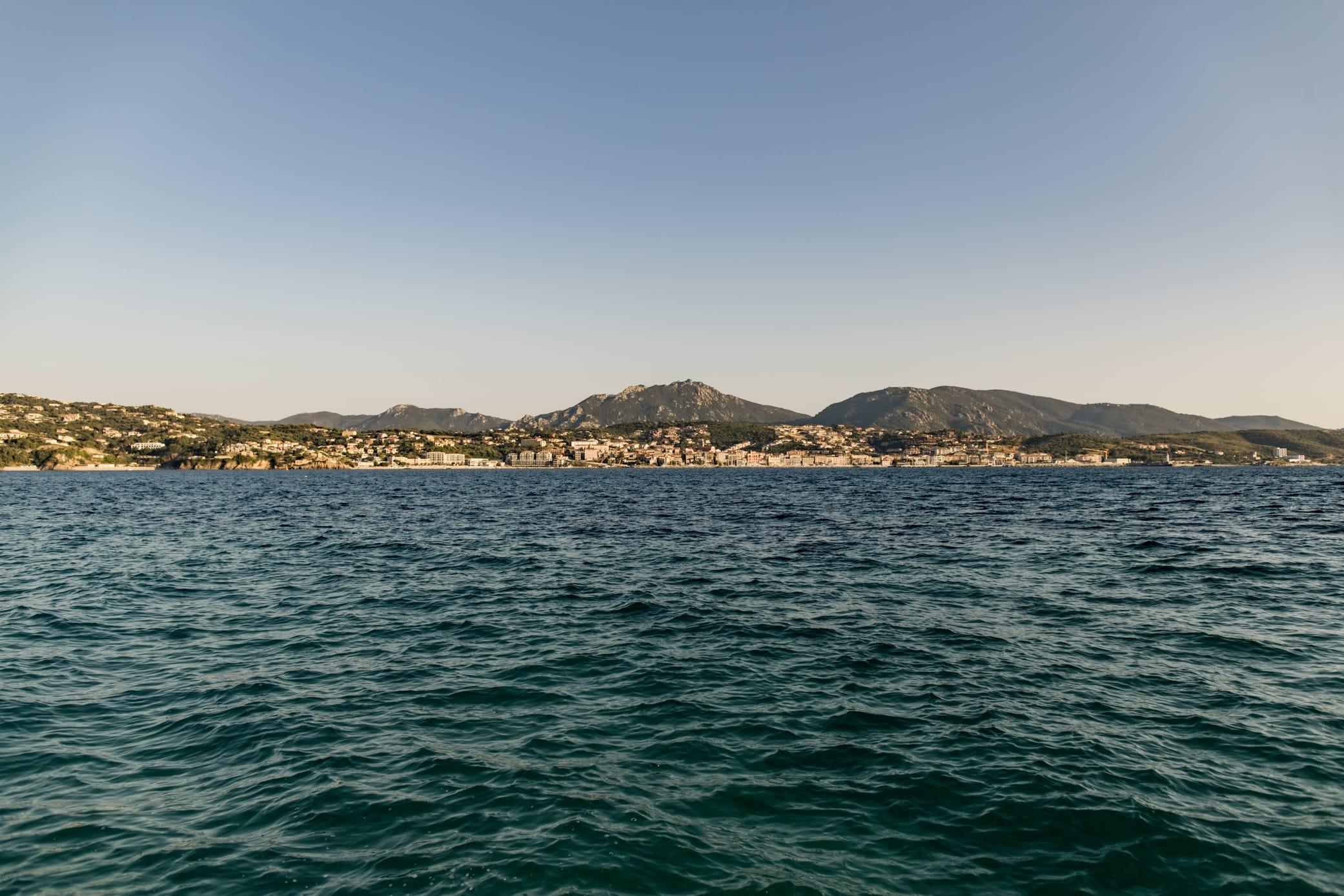 hotel de luxe en Corse